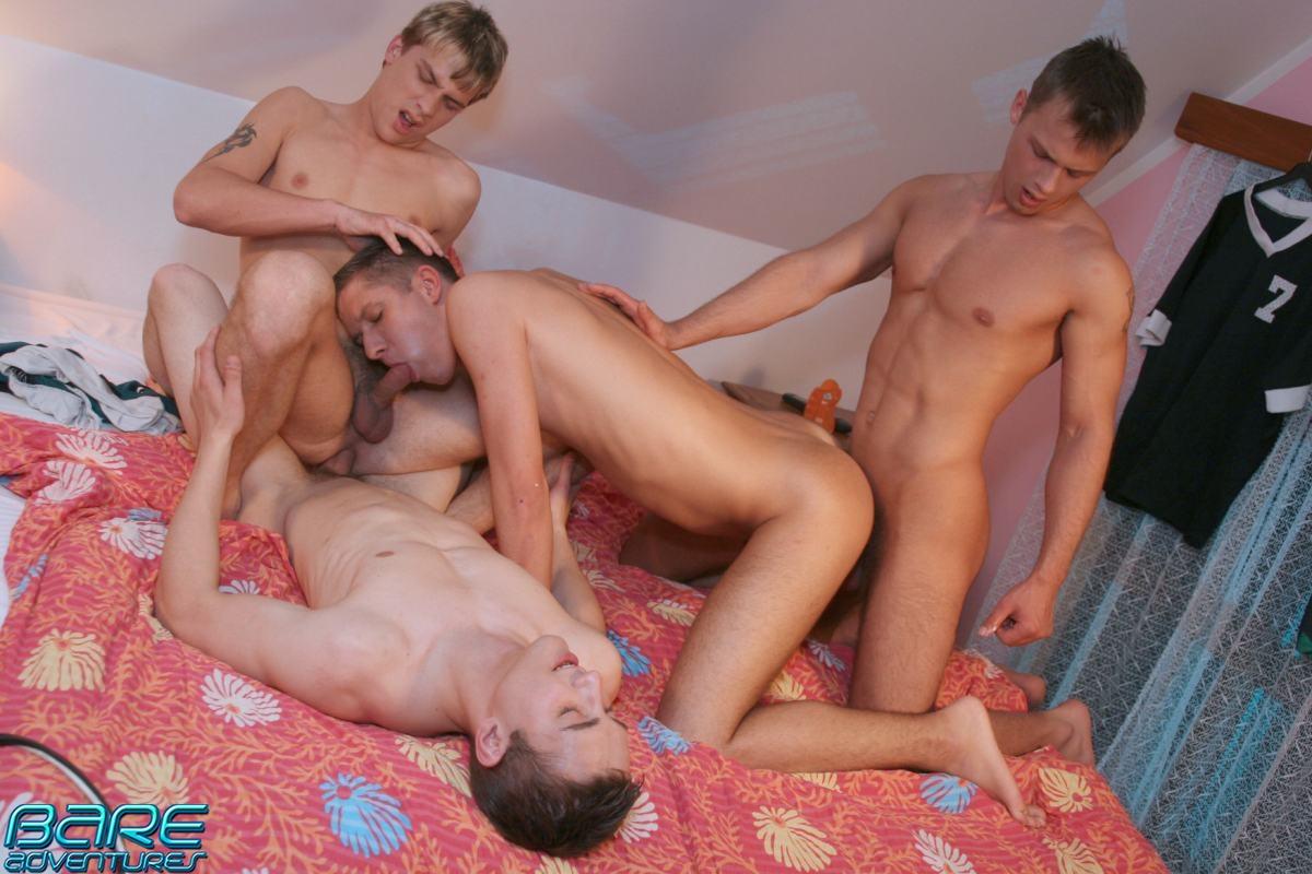 wrestling group sex