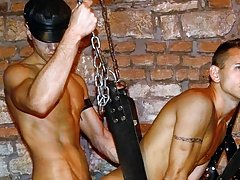 gay bondage electric torture