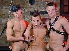 male black bondage