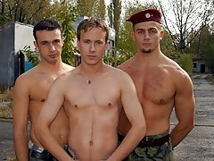 gay military oral sex
