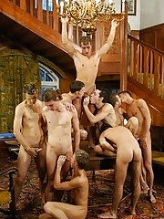 full length movies of gay group sex