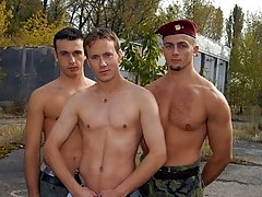 military gays fucking