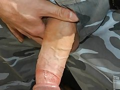 military guys fucking while on duty