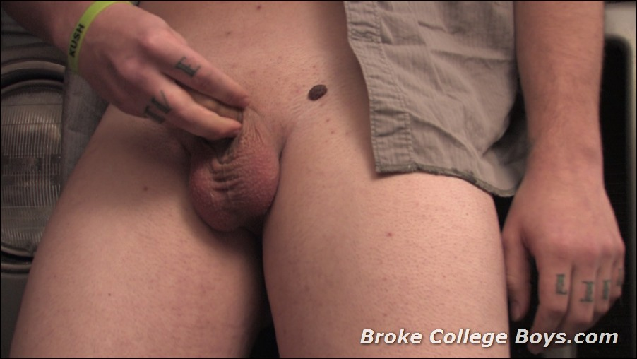 ... girlfriend loves to watch him stroke his cock male masturbation thumbs ...