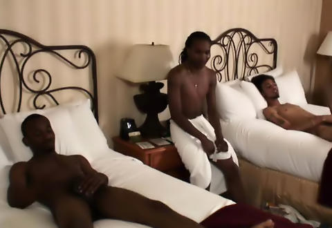 nude black men having sex