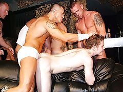 gay group blow job