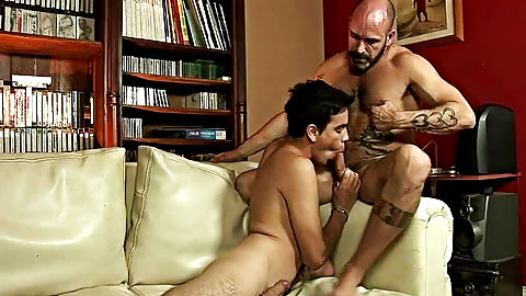mature on young gay