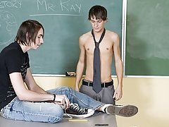 teens getting first gay blowjobs